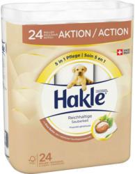 Hakle Toilettenpapier 4-lagig Shea Butter 24 Rollen -