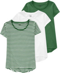 3 Mädchen T-Shirts im Set (Nur online)