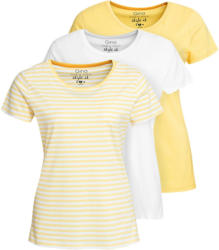 3 Damen T-Shirts im Set (Nur online)