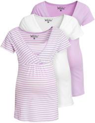 3 Damen Umstandsshirts im Set (Nur online)