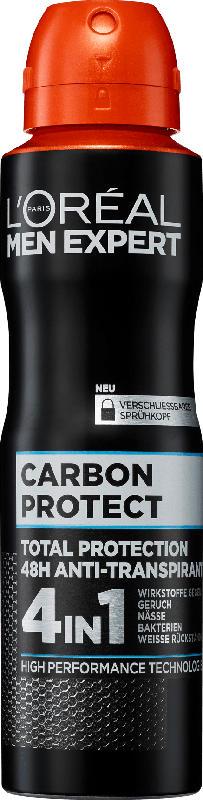 L'ORÉAL Men Expert Deospray Carbon