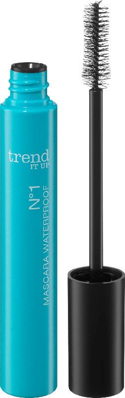 trend IT UP Wimperntusche N°1 Mascara schwarz Waterproof