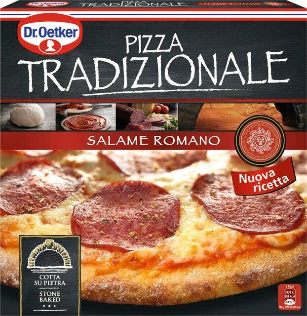 Dr. Oetker Die Ofenfrische oder Tradizionale Pizza