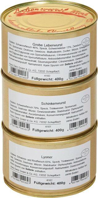 Dietz Wurstkonserven