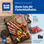 Konsum Dresden Wöchentliche Angebote - bis 17.04.2021
