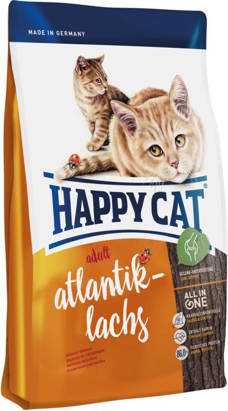 Happy Cat Adult saumon atlantique 4kg