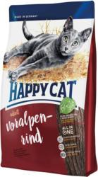 Happy Cat Adult Boeuf des préalpes 1,4kg