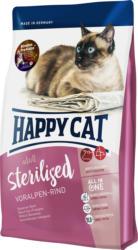 Happy Cat Sterilised Voralpen-Rind 300g