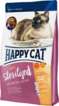 QUALIPET Happy Cat Sterilised Atlantik-Lachs 4kg - au 16.05.2021