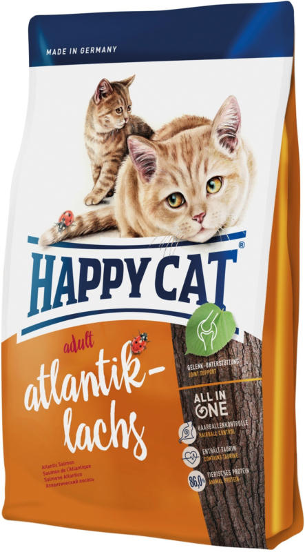 Happy Cat Adult Atlantik-Lachs 10kg