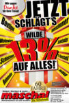 Maschal Einrichtungszentrum GmbH 13% auf Alles! - bis 21.04.2021