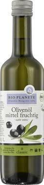 BIO PLANÈTE Bio-Olivenöl