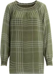 Damen Bluse mit Carmen Ausschnitt (Nur online)
