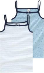 2 Mädchen Unterhemden mit Spaghettiträgern (Nur online)