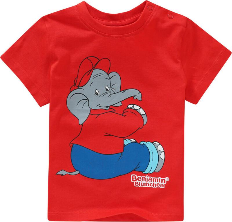 Benjamin Blümchen T-Shirt mit großem Print (Nur online)