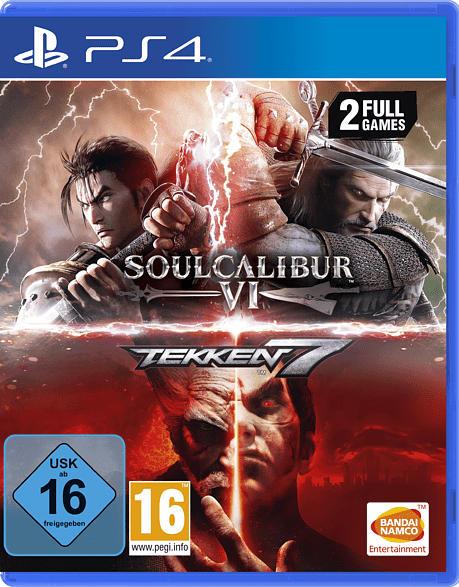 Tekken 7 + Soulcalibur VI