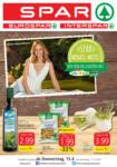 SPAR Supermarkt Zauner Andreas e.U. SPAR Flugblatt - Beilage - bis 11.05.2021