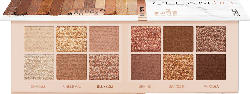 Catrice Lidschattenpalette Clean ID Mineral Natural Nude & Gold 010