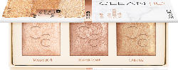 Catrice Highlighter Palette Clean ID Mineral Gold 020