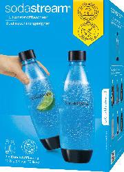 Sodastream PET-Flasche DUO 0,8L für Wassersprudler, schwarz