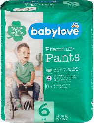Pants Premium Gr. 6, XXL, 18-30 kg