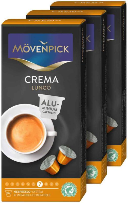 Mövenpick Caffè - Der Himmlische Lungo, 3x10 capsule -