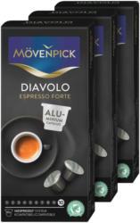 Mövenpick Kaffee Diavolo Espresso Forte 3 x 10 Kapseln -