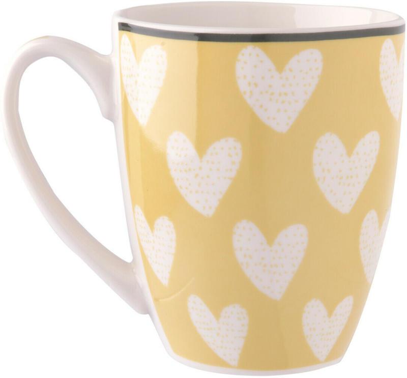 Tasse aus Porzellan (Nur online)