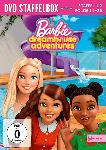 MediaMarkt Barbie Dreamhouse Adventures - Staffelbox 1.2 - Die DVD zur TV-Serie (Folge 14 - 26) [DVD]