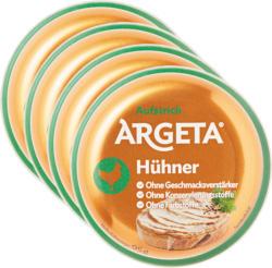 Crema da spalmare al pollo Argeta, 4 x 95 g