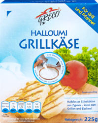 Fromage à griller Halloumi Greco, 225 g
