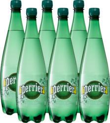 Acqua minerale Perrier, gassata, 6 x 1 litro