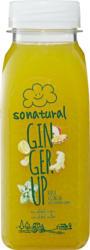 Sonatural Ginger Up, Basil & Ginger, 25 cl