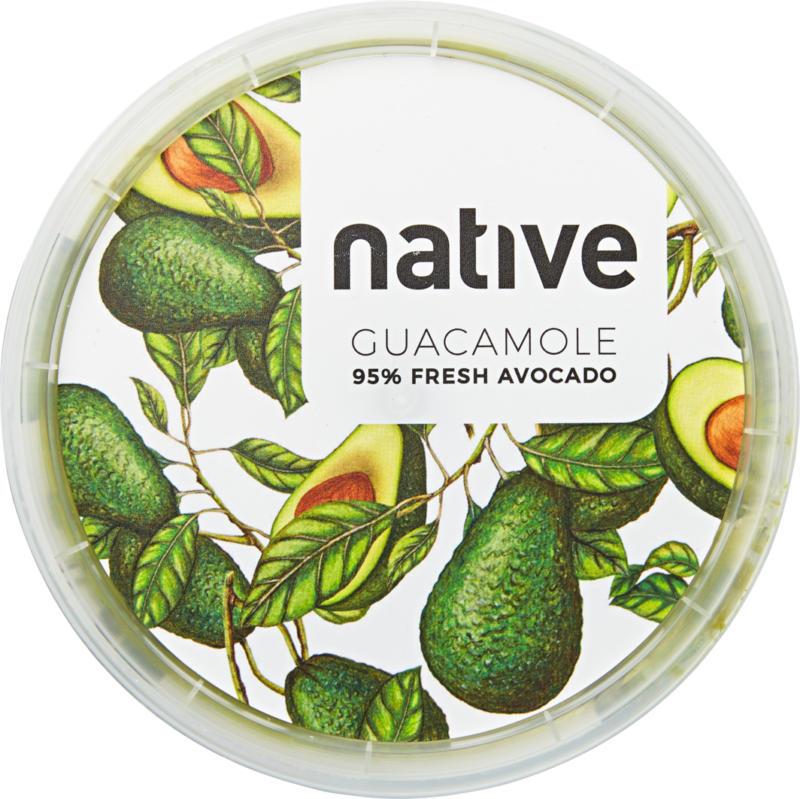 Native Guacamole, mild, 500 g