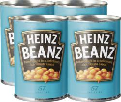 Heinz Baked Beanz, 4 x 415 g
