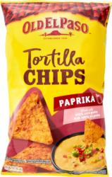 Old El Paso Tortilla Chips , Paprika, 185 g