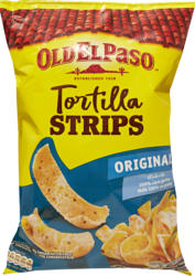 Old el Paso Tortilla Strips Crunchy Original, 185 g
