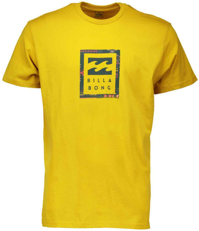 Billabong Herren-T-Shirt Unity Stacked -