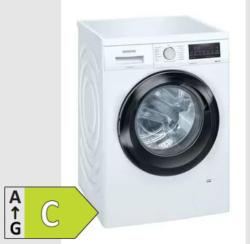 Siemens iSensoric Waschmaschine - iQ500