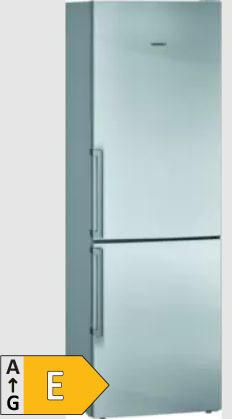 Siemens Kühl-Gefrier-Kombination - iQ300
