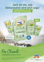 Pro Climate - umweltneutrale Produkte von dm
