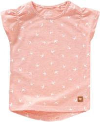 Mädchen T-Shirt mit Möwen-Allover (Nur online)