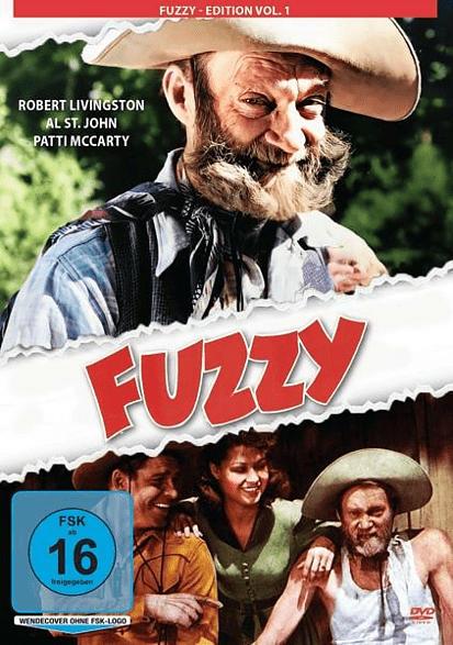 Fuzzy Western Edition Vol.1-3 [DVD]