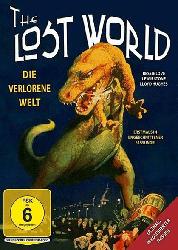 Die Verlorene Welt-(s/w+Color) [DVD]