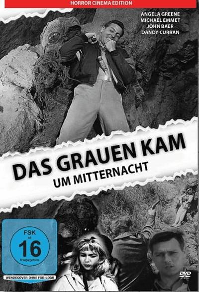 Das Grauen Kam Um Mitternacht (1958) [DVD]