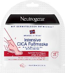 Neutrogena Fuß-Maske, intensive CICA Maske (1 Paar)