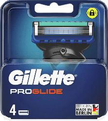 Gillette Fusion ProGlide Ersatzklingen 4er