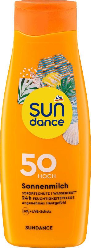 SUNDANCE Sonnenmilch LSF 50