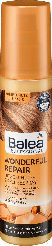 Balea Professional Hitzeschutz- und Pflegespray Wonderful Repair