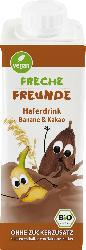 Freche Freunde Bio Haferdrink Banane & Kakao